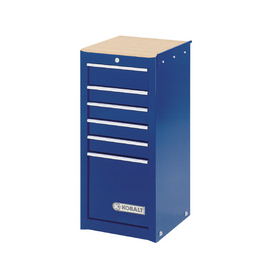 Kobalt 6-Drawer 16-in Steel Tool Cabinet (Blue)