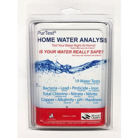 Shop Purtest White Water Test Kit At Lowes Com
