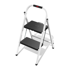 Rubbermaid 2-Step Steel Step Stool $11.98