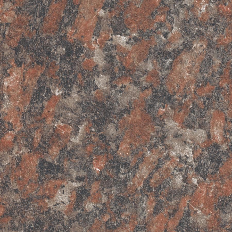 Granite Laminate Countertops : Laminate 60-in x 10-ft Rosso Granite Matte Laminate Kitchen Countertop ...