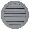 "Durabuilt 22"" Round Gable Vent Blue Ridge"