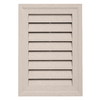 "Durabuilt 20"" x 14"" Rectangular Gable Vent Heather"