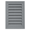 "Durabuilt 20"" x 14"" Rectangular Gable Vent Blue Ridge"
