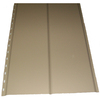  12-in x 12-ft Clay Double Solid Soffit