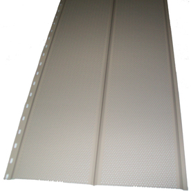 12-in x 144-in Clay Soffit