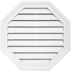  0CTGV WHITE &#40;PW&#41; 22&#34; OCTAGONGABLE VENT &#40;1 PC/CTN&#41;