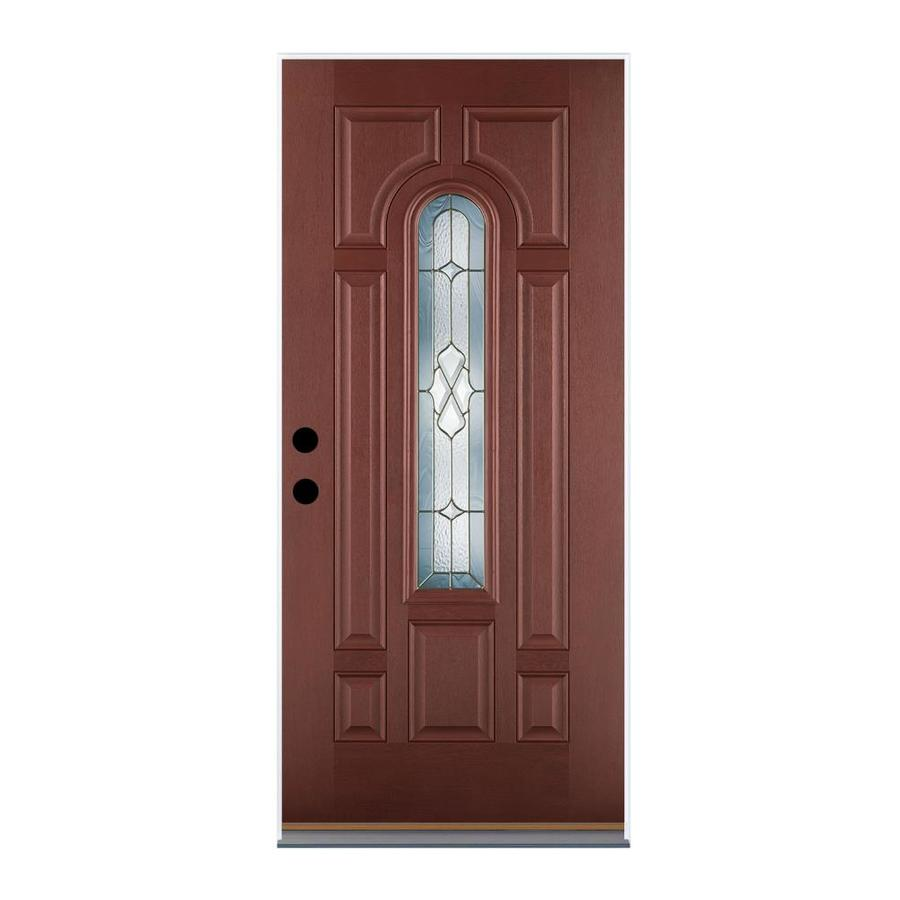 Shop Therma Tru Benchmark Doors Center Arch Lite