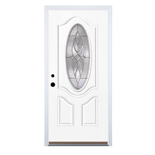 Entry Doors From Lowes By Reliabilt Benchmark Therma Tru Entrance Doors