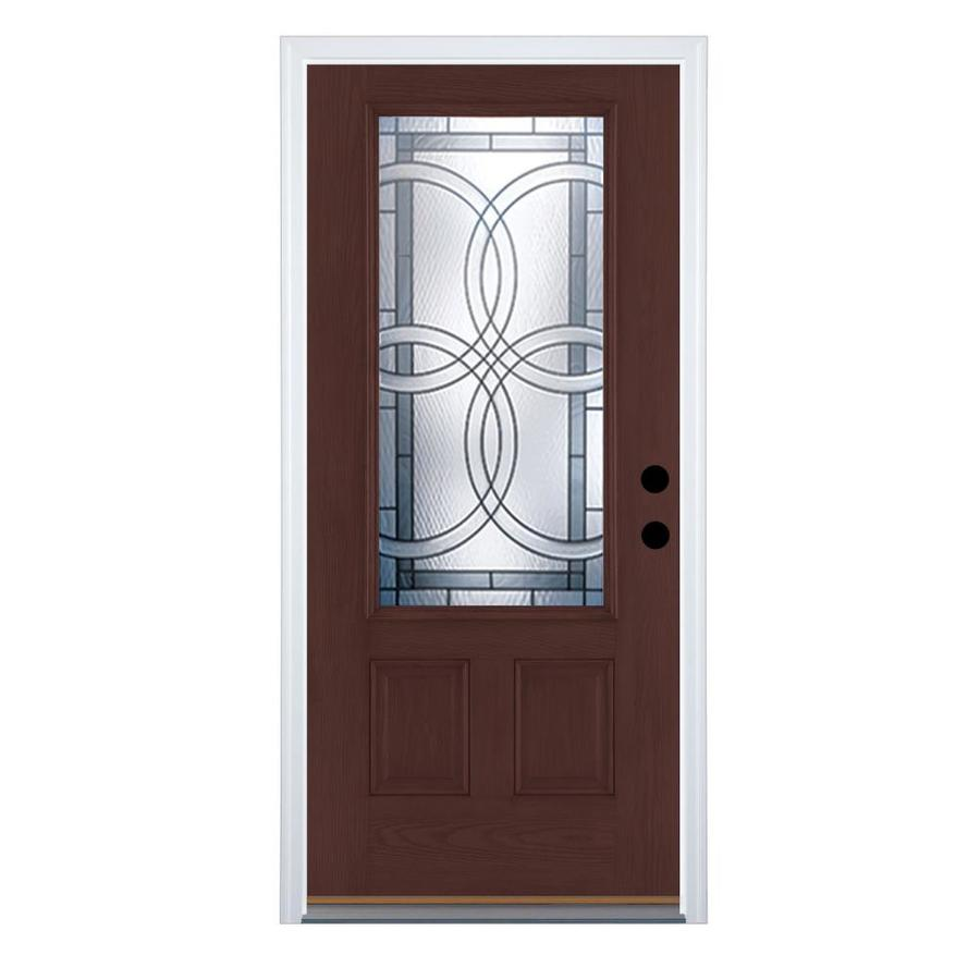 Wooden front doors lowes picture album images picture shop for Lowes exterior doors