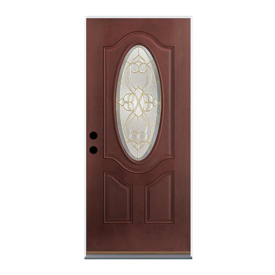 Exterior Doors Lowe S On Sale : Entry doors lowes fiberglass with sidelights