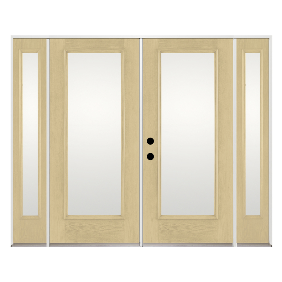 Therma tru french door price for Therma tru fiberglass entry doors prices