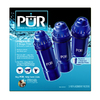 PUR 3-Pack 2.30-in L x 2.30-in W x 6.50-in H Water Dispenser Replacement Filters