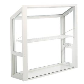 Shop Thermastar By Pella 48 In X 36 In Garden Window At