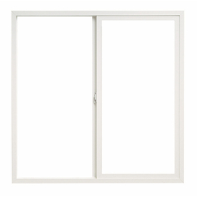 ThermaStar by Pella Sliding Window (Rough Opening: 60-in x 36-in; Actual: 59.5-in x 35.5-in)