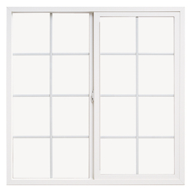 ThermaStar by Pella 72-in x 48-in 10 Series Sliding Window