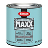 Krylon Blue Ocean Breeze Gloss Latex Enamel Interior/Exterior Paint and Primer in One (Actual Net Contents: 8-fl oz)