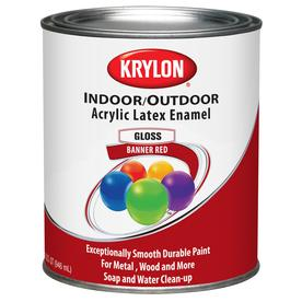 krylon latex paint. Black Bedroom Furniture Sets. Home Design Ideas