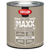 Krylon Khaki Flat Latex Enamel Interior/Exterior Paint and Primer in One (Actual Net Contents: 32-fl oz)
