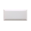 COUNTERPARTS 3-in x 6-in Color White Ceramic Wall Tile