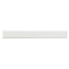 United States Ceramic Tile Color White Ceramic Wall Tile (Common: 3-in x 6-in; Actual: 6-in x 0.75-in)