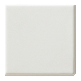 United States Ceramic Tile 4-in x 4-in Color Biscuit Ceramic Wall Tile