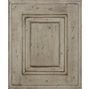 Schuler Cabinetry Durham 17.5-in x 14.5-in Appaloosa Cherry Square Cabinet Sample