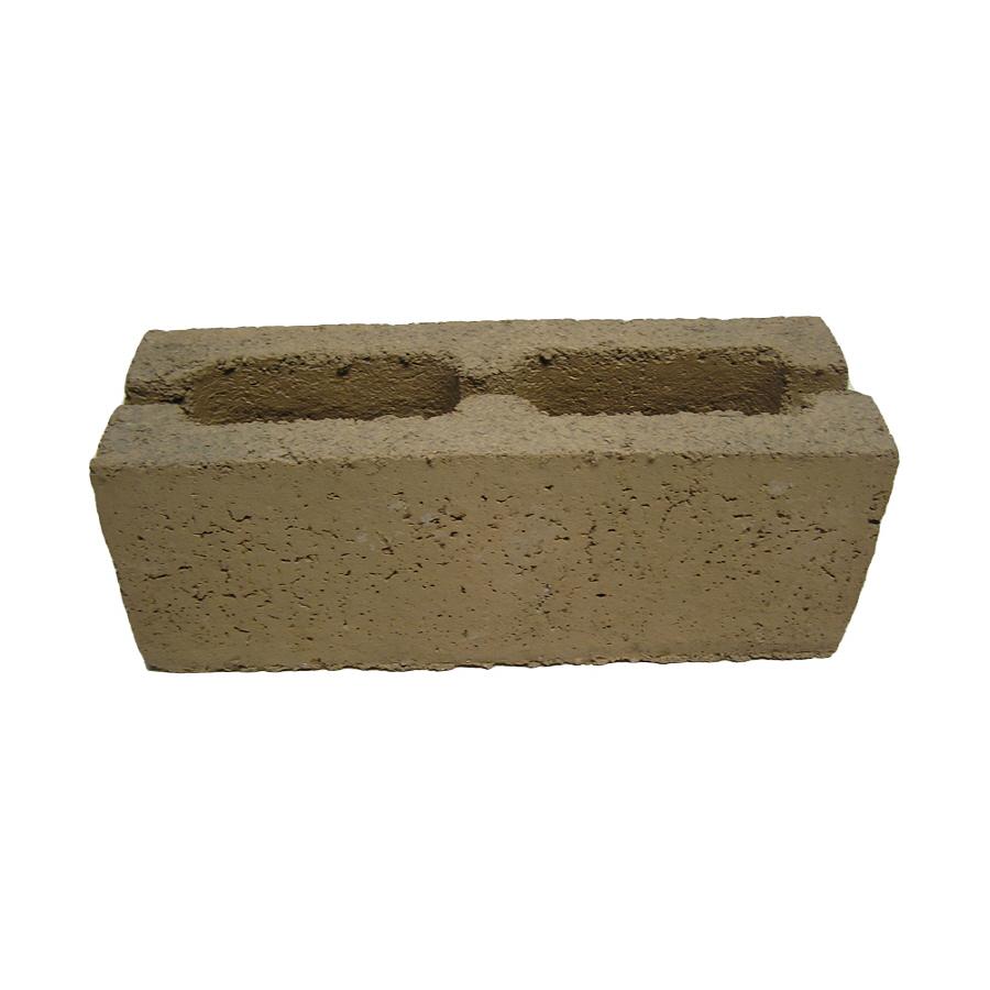 Shop Quikrete Slump Concrete Blocks Common 6 In X 6 In X