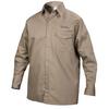 Lincoln Electric Khaki Welding Shirt