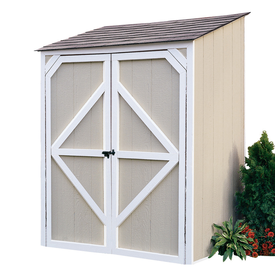 Bavaya 5 x 4 storage shed for Garden shed 5 x 4
