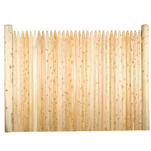 Stockade Fence from The Home Depot - Model 73000306