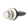 Tuftex White Fasteners