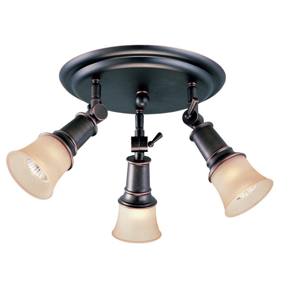 Allen + Roth Low-Voltage Black Spot Lights, Set of 4 - Complement your ...