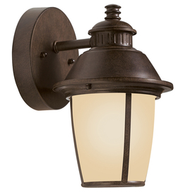 Portfolio 8 1 2 In Bronze Outdoor Wall Light