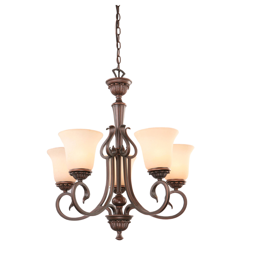 colton lakes 5 light oil rubbed bronze chandelier at