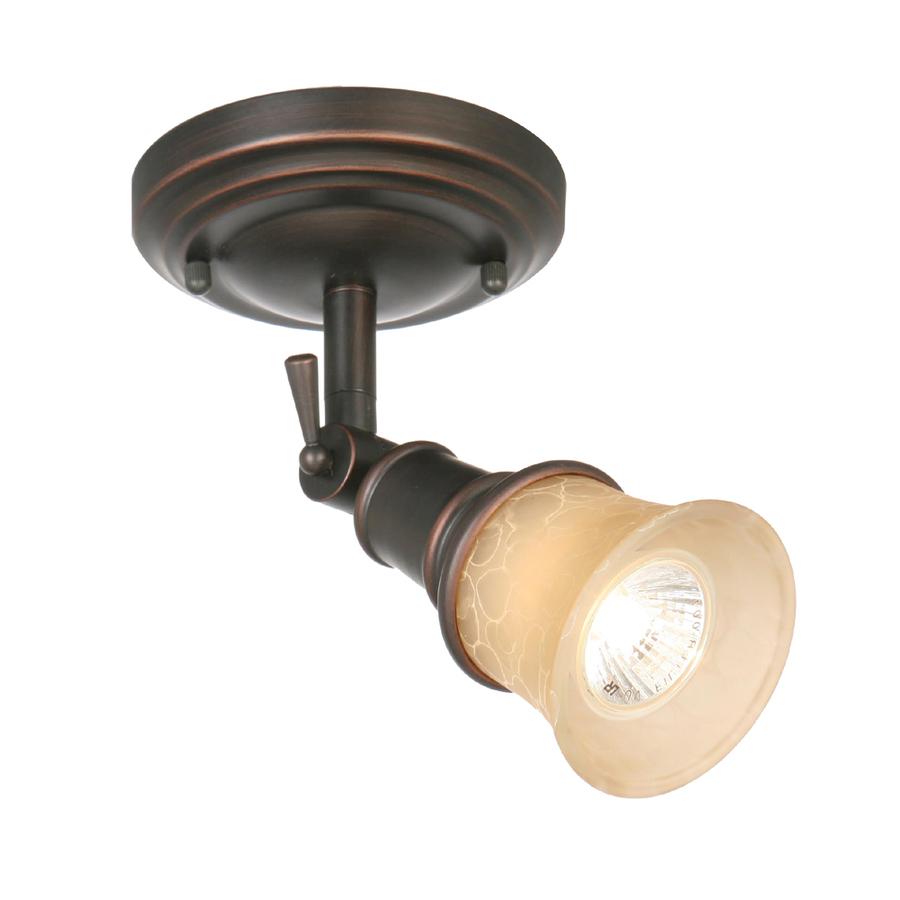 shop allen roth specialty bronze standard flush mount. Black Bedroom Furniture Sets. Home Design Ideas