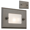 Portfolio 7-Watt Bronze Low Voltage Plug-In Halogen Step Light