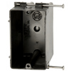 Allied Moulded 24-cu in 1-Gang Plastic Adjustable Wall Electrical Box