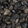 AKASHA 5-lb Black Polished Stones