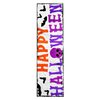 7-in x 20-in Halloween Gel Cling