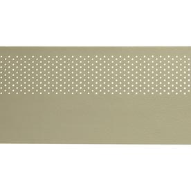 James Hardie 12-in x 144-in Primed Fiber Cement Vented Soffit