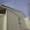 James Hardie HardiePanel Primed Woodgrain Vertical Fiber Cement Siding Panel (Actual: 0.312-in x 48-in x 96-in)