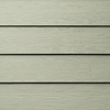 James Hardie Primed Soft Green Fiber Cement Siding Panel (Actual: 5-in x 144-in)