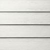 James Hardie HardiePlank Primed Arctic White Cedarmill Lap Fiber Cement Siding Panel (Actual: 0.312-in x 6.25-in x 144-in)