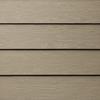 James Hardie Primed Khaki Brown Fiber Cement Siding Panel (Actual: 6-in x 144-in)