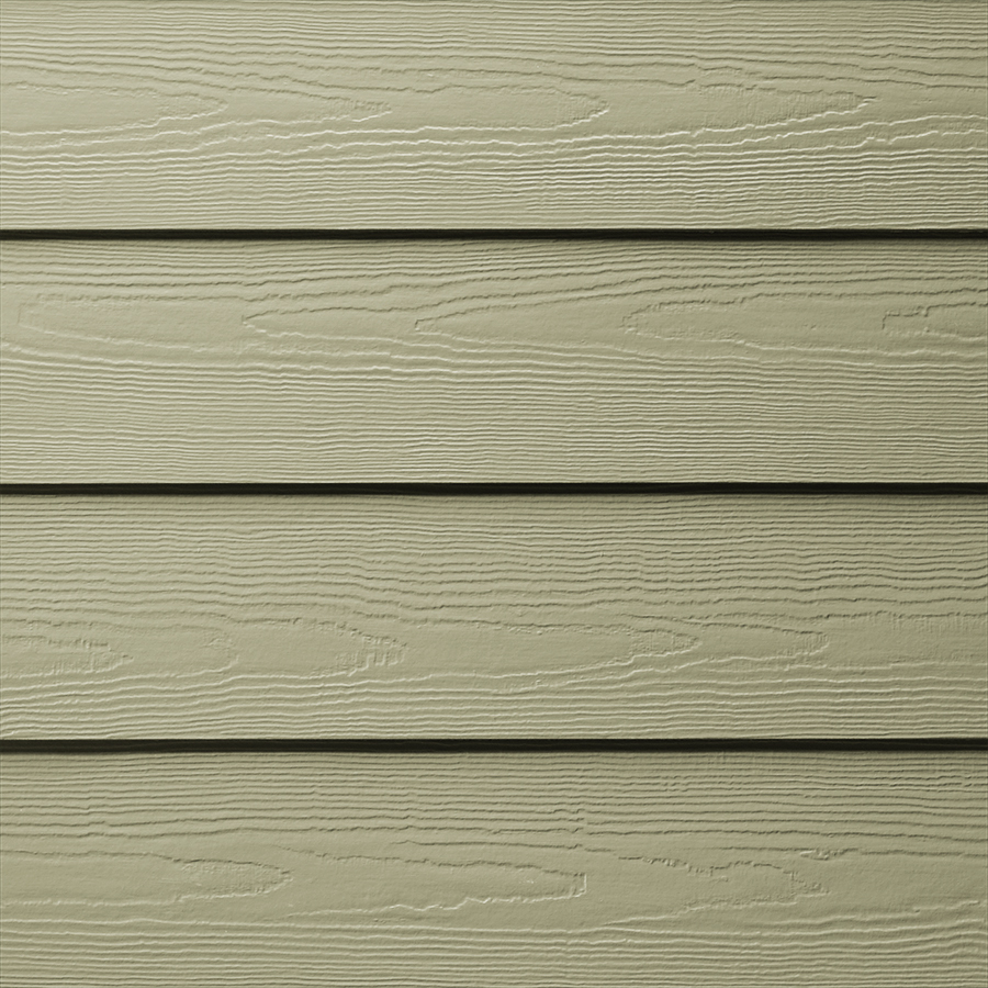 Shop james hardie color plus heathered moss cedarmill for Hardie plank price
