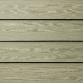 Shop James Hardie Primed Heathered Moss Fiber Cement