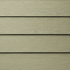 James Hardie Primed Heathered Moss Fiber Cement Siding Panel (Actual: 6-in x 144-in)
