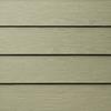 James Hardie HardiePlank Primed Heathered Moss Cedarmill Lap Fiber Cement Siding Panel (Actual: 0.312-in x 6.25-in x 144-in)