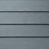 James Hardie HardiePlank Primed Boothbay Blue Cedarmill Lap Fiber Cement Siding Panel (Actual: 0.312-in x 6.25-in x 144-in)