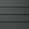 James Hardie HardiePlank Primed Iron Gray Cedarmill Lap Fiber Cement Siding Panel (Actual: 0.312-in x 6.25-in x 144-in)